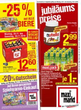 Maximarkt Anif & Bruck
