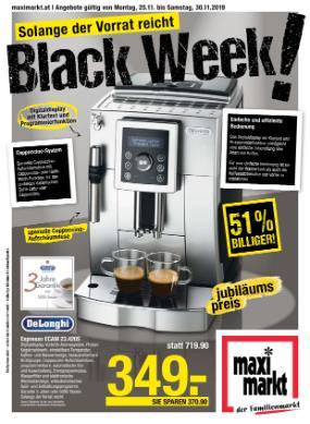 Maximarkt Black Week
