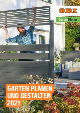 OBI Gartenplaner