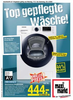 Maximarkt Wäschepflege