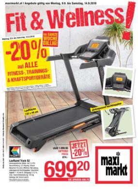 Maximarkt Fit + Wellness