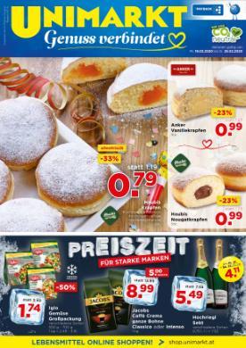 Unimarkt Niederösterreich-, Wein-, Most- und Waldviertel