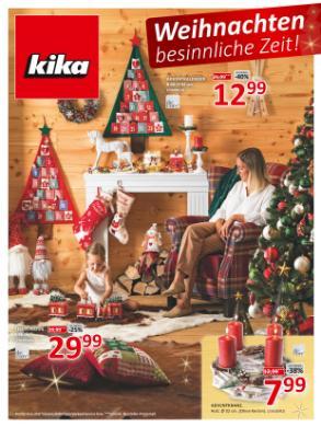 kika Weihnachten