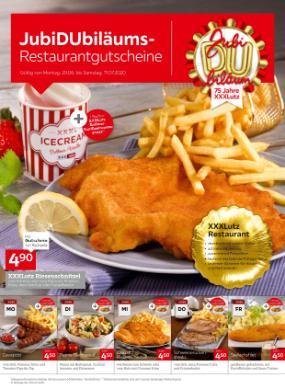 XXXLutz Restaurantgutscheine