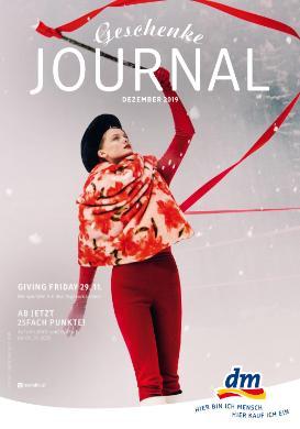dm Journal Geschenke