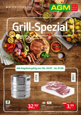 AGM Grillen Spezial