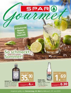 Spar Gourmet Sommerdrinks
