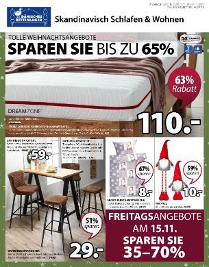 Dänisches Bettenlager