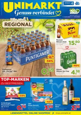 Unimarkt Steiermark & Burgenland