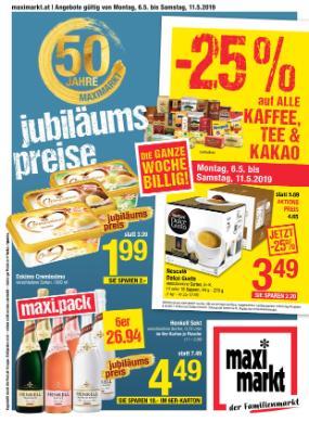 Maximarkt Linz, Haid, Wels, Vöcklabruck & Ried