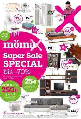 mömax Super Sale Special