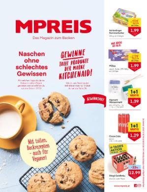 MPREIS Magazin Backen
