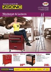 Zgonc Werkstatt und Leitern