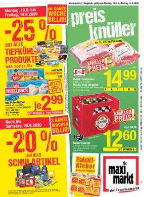 Maximarkt Anif / Bruck