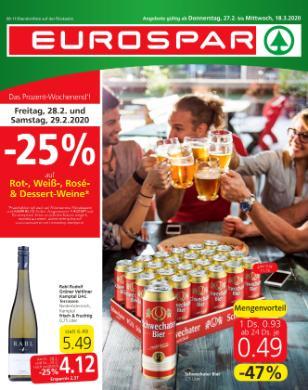 Eurospar Tirol & Salzburg