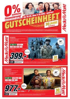 Media Markt Gutscheinheft