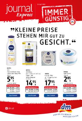 dm drogerie markt Journal Express