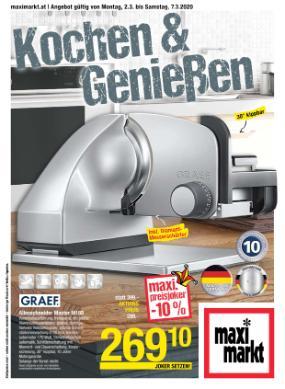 Maximarkt Kochen & Genießen