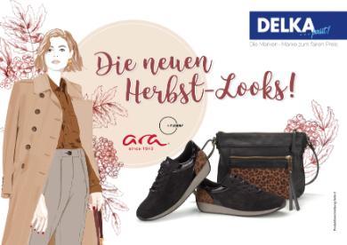 DELKA Neue Looks
