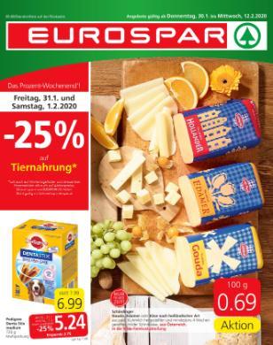 Eurospar Salzburg & Tirol