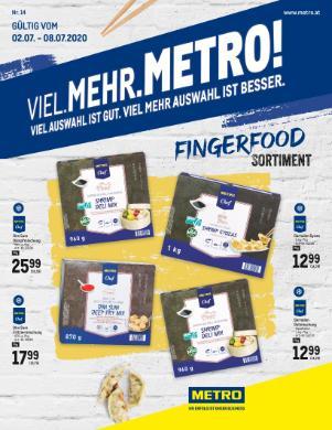Metro Fingerfood