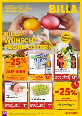Billa Oberösterreich