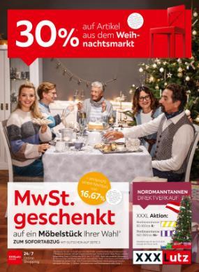 XXXLutz Weihnachtsmarkt