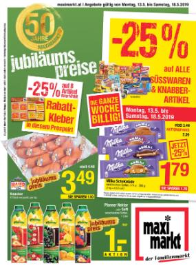 Maximarkt Wels & Vöcklabruck
