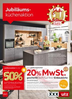 XXXLutz Jubiläumsküchenaktion