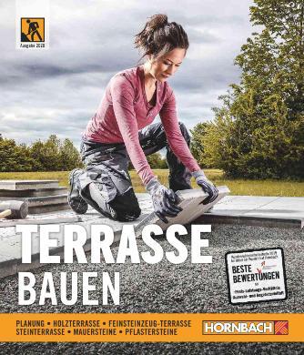 Hornbach Terasse bauen