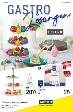 Metro Gastro Ostern