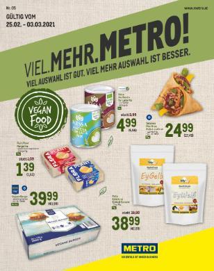 Metro Vegan Food