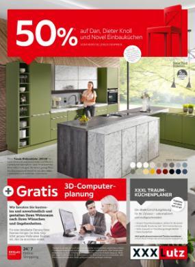 XXXLutz Küchenprospekt