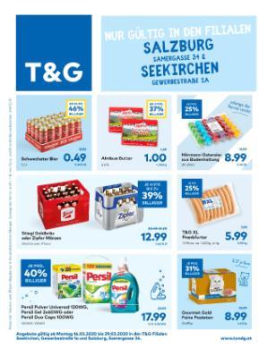 T&G Salzburg Stadt & Seekirchen