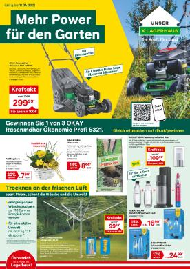 Lagerhaus Kleinformat Steiermark