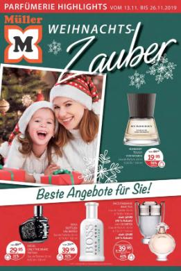 Müller Parfümerie Highlights