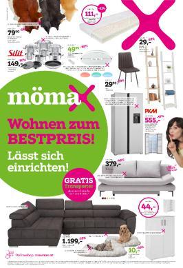 mömax Wohnen zum Bestpreis!