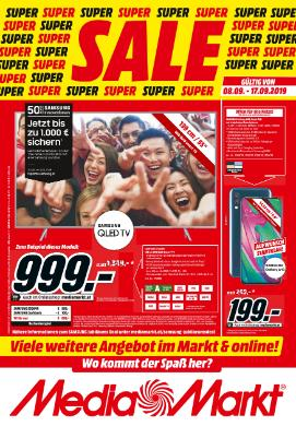 Media Markt Super Sale