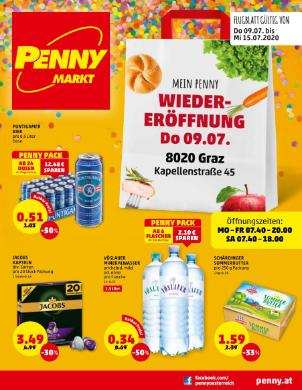 Penny Graz Kapellenstrasse