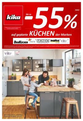 kika Küche - Bad
