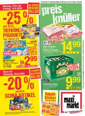 Maximarkt Wels / Vöcklabruck