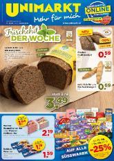 Unimarkt 03.04.-09.04