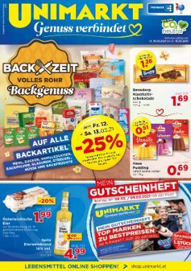 Unimarkt Niederösterreich