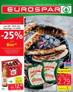 Eurospar Salzburg, Tirol