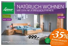 Leiner Marken Naturholz