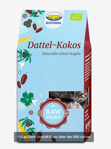 Dattel-Kokos