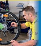 Fahrrad-Service Standard