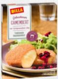 Billa Gebackener Camembert mit Wildpreiselbeer-Dip