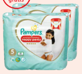 Pampers baby-dry / premium protection pants Gr. 4 – 7
