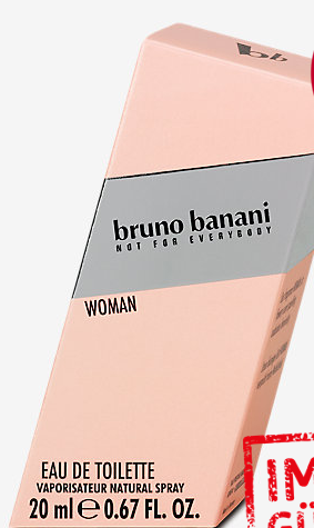 Bruno Banani Woman Edt.